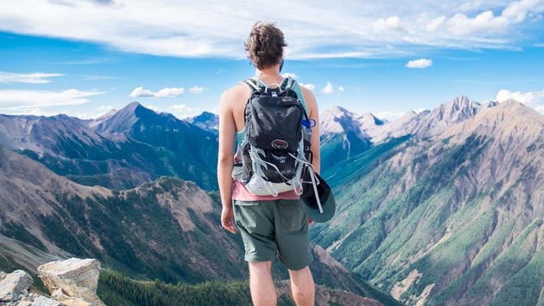 Adventure Altitude Backpack Climb