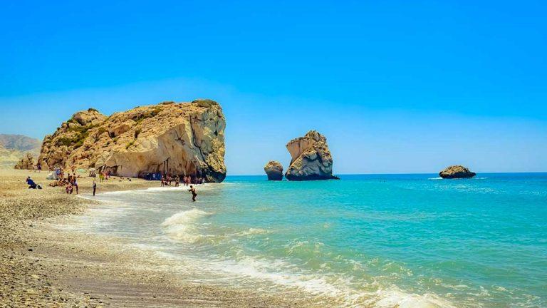 Cyprus Petra Tou Romiou Snap
