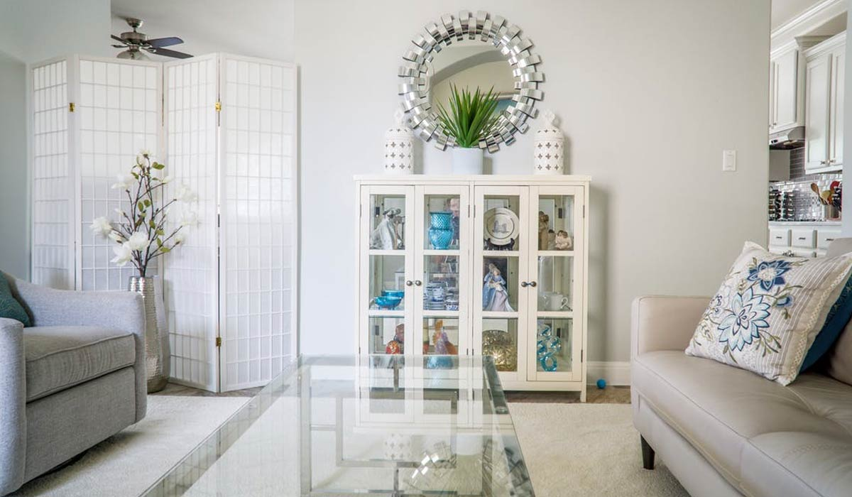 Modern Living Space Decoration Lifestyle