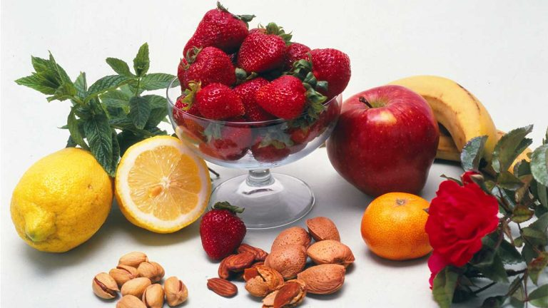 Top Healthy Fruits to Tighten muscles